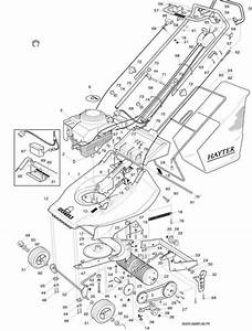 17 Best Images About Hayter Harrier 41 Spares Parts Diagrams From Shoulders Of Shoreham On