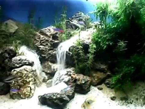 Waterfall Aquascape by Nature Aquascape Waterfall