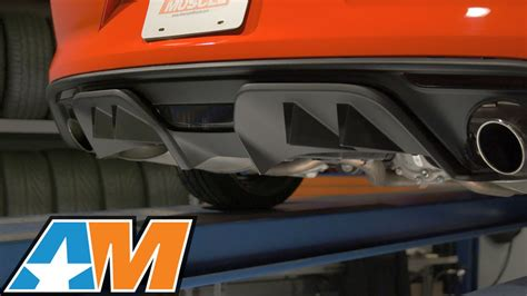mustang rtr rear diffuser gt ecoboost review