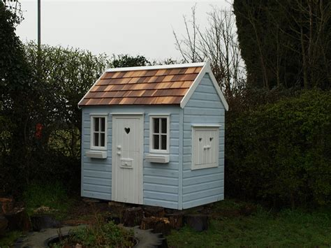 cottage playhouse childrens cottage playhouse with cedar shingles 6 1 2ft