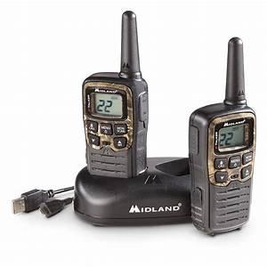 Midland X-talker T55vp3 2-way Radios  2 Pack