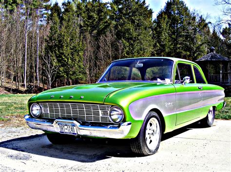 ford falcon hd wallpaper background image