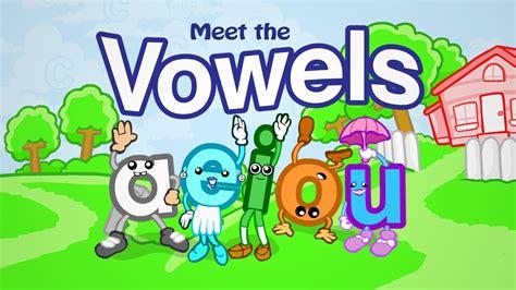 meet the vowels free preschool prep company 197 | maxresdefault