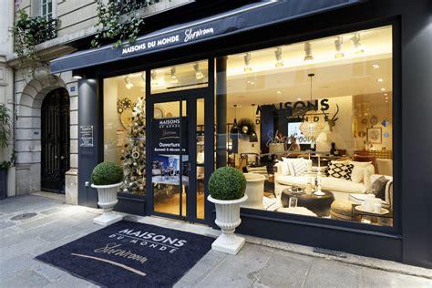 maisons du monde ouvre  showroom en plein paris