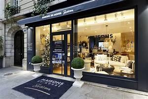 Maisons Du Monde Ouvre Un Showroom En Plein Paris
