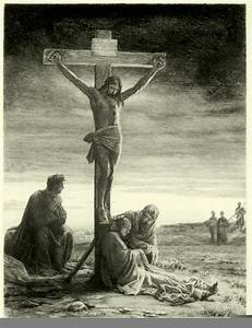 Painting Of Crucifixion