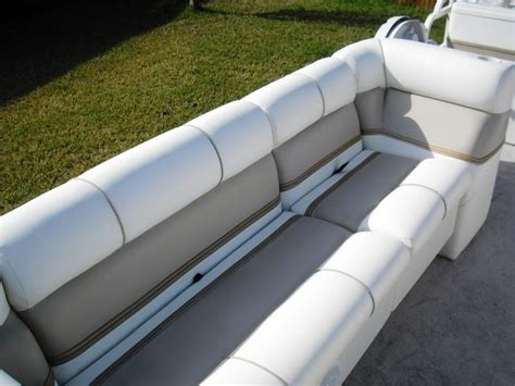 What To Clean Boat Cushions With by Cleaning Boat Seats Pontoonstuff Replacing