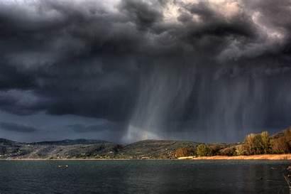 Rain Storm Desktop