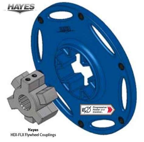 hayes flywheel couplings   progressive power control  indianapolis