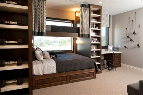 Robeson Design Guys Bedroom Storage Ideas Built In Storage