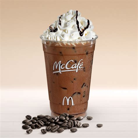 This vanilla iced coffee recipe is perfect for a hot day, or whenever you're cravin' a coffee fix! mcdonalds iced coffee flavors