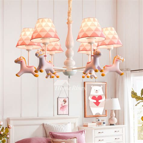 pink chandelier for nursery blue pink chandelier 5 6 light hanging wrought iron