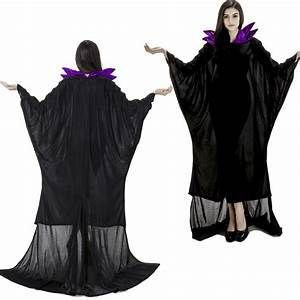 2017 Edition Maleficent Costume Adult Women Sexy Angelina ...