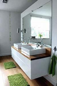 Bad Unterschrank Holz : badezimmer waschtisch holz bad unterschrank waschtischplatte ~ Frokenaadalensverden.com Haus und Dekorationen