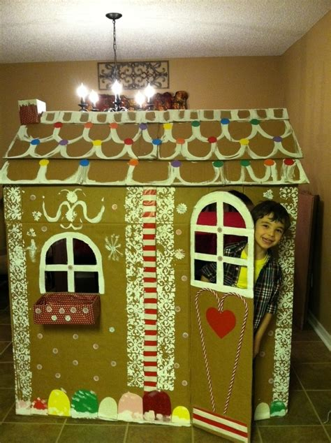 gingerbread home decor sized gingerbread house diy my favorite gingerbread
