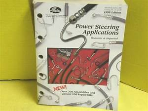 1999 Gates Power Steering Hoses Catalog    Manual 685 Page