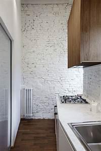 Nettoyage Marbre Tres Sale : comptoir de cuisine blanc 52 id es l gantes avec du ~ Melissatoandfro.com Idées de Décoration