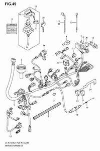 2017 Suzuki King Quad 750 Wiring Diagram