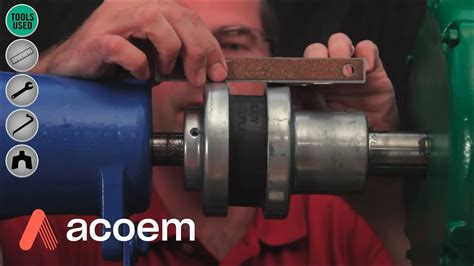 shaft alignment training pre alignment steps youtube