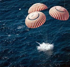 Apollo 11 Splashdown - Pics about space