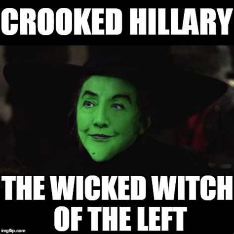 Witch Meme - the wicked witch of the left imgflip