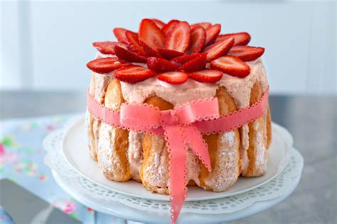 la cuisine de aux fraises recette de aux fraises