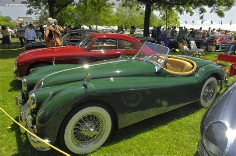 1955 Jaguar Xk-140 Image