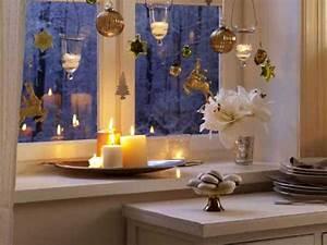 Fensterbank Deko Weihnachten : fensterbank dekorieren winter deko mit kerzen freshouse ~ Lizthompson.info Haus und Dekorationen