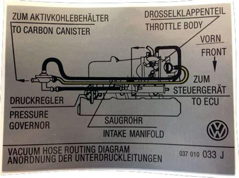 mk golf sticker vacuum hose routing diagram mk golf