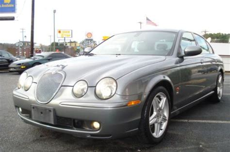 Find Used 2003 Jaguar S-type R Sedan 4.2l Supercharged 65k