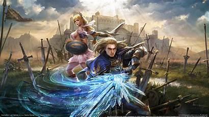 Soulcalibur Lost Swords Calibur Soul Background Wallpapers