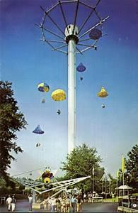 Six Flags Over Georgia - Mark U0026 39 S Postcard Paradise