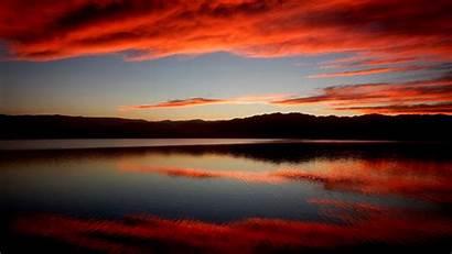 4k Twilight Wallpapers Sunset Reflections Beach Nature