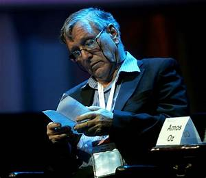 Prominent Israeli author Amos Oz passes away at 79 ...