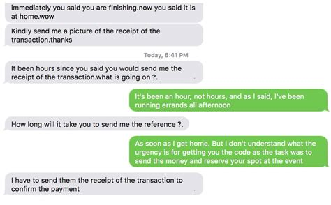 100 i sent my resume to a scammer create a work from