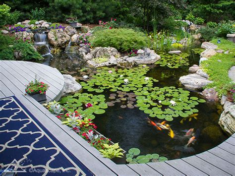 Pond Aquascape by Aquascape Ecosystem Pond Kits Project Ods