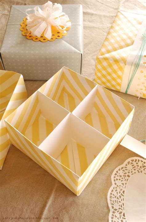 gift box  lid video tutorial picture