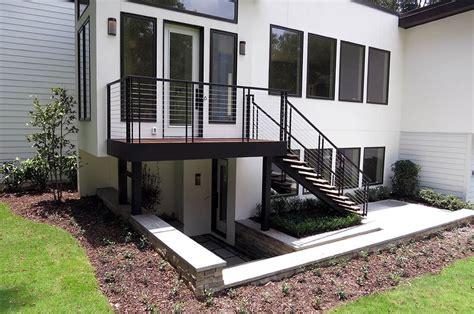 Custom Outdoor Stairs Builder