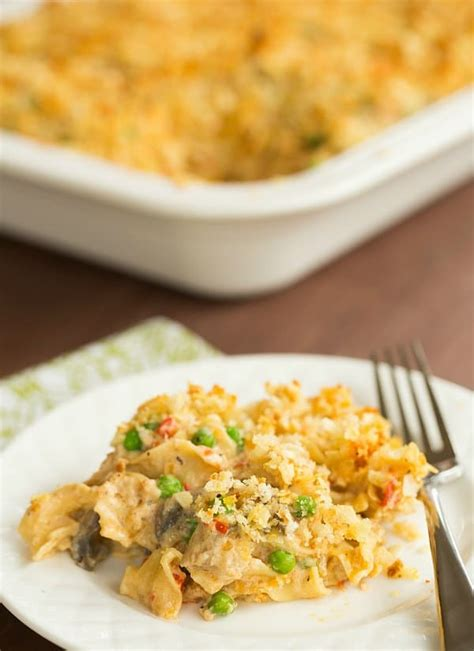 tuna casserole recipes grown up tuna noodle casserole recipe dishmaps
