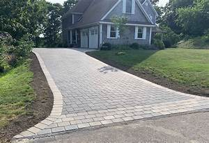 Permeable, Paver, Driveway, Contractor, Ri, Ct, U2013, Amd, Landscaping, Inc