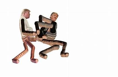 Donald Draw Trump Penis Head Monster Trumps