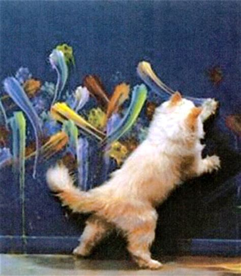 cat painting keyboard painting tips