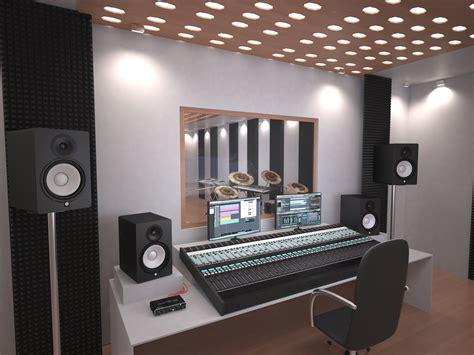 Studio 3d Model  Turbosquid 1218574