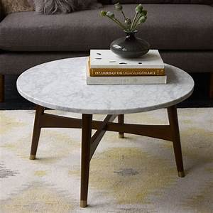 small coffee table benefits and tips midcityeast With small round marble top coffee table