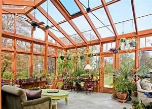 Jardin D Hiver Veranda : conseils d 39 am nagement de votre jardin d 39 hiver ~ Premium-room.com Idées de Décoration