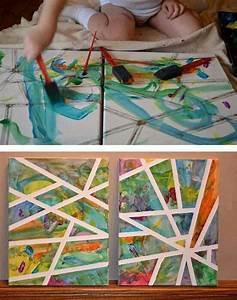Malen Mit Kindern : die besten 25 malen kinder ideen auf pinterest malen mit kindern partykinder malen und ~ Orissabook.com Haus und Dekorationen