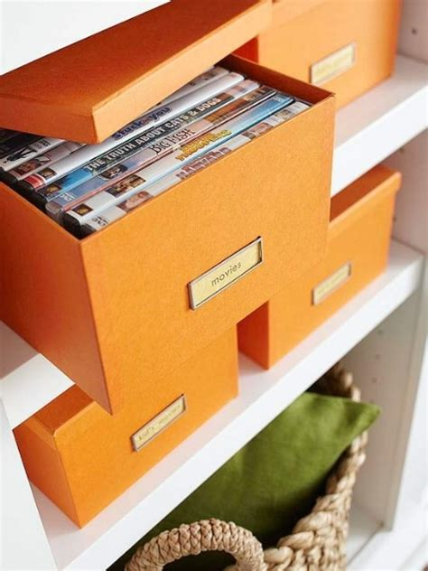 dvd organization ideas top 58 most creative home organizing ideas and diy 3492