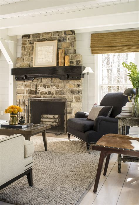 cozy barefoot style in a weekend escape traditional home