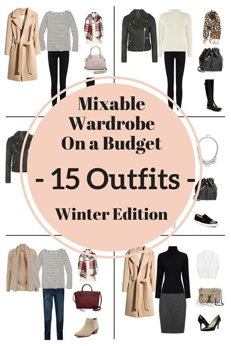 Wardrobe Basics On A Budget by Create A Capsule Wardrobe On A Budget 10