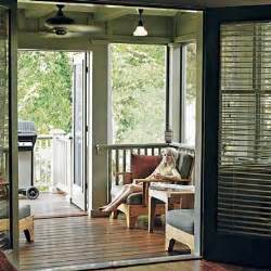 enclosed back porch ideas a porch for all seasons screen